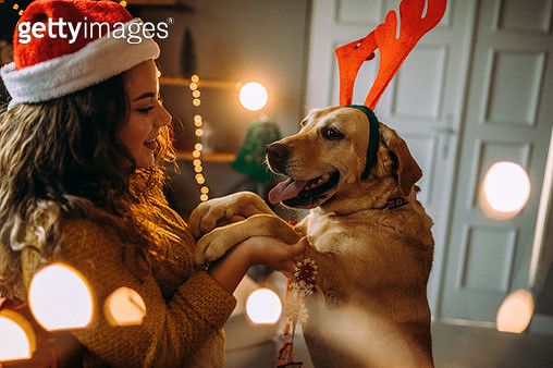 We love Christmas!!! - gettyimageskorea