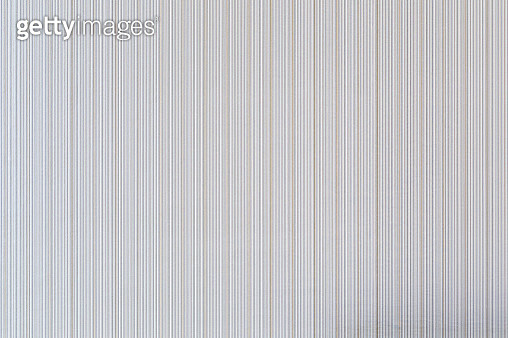 High resolution full frame background of pale and beige colored striped wallpaper. - gettyimageskorea