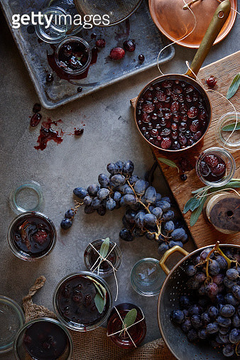 Preparation of homemade preserves - gettyimageskorea