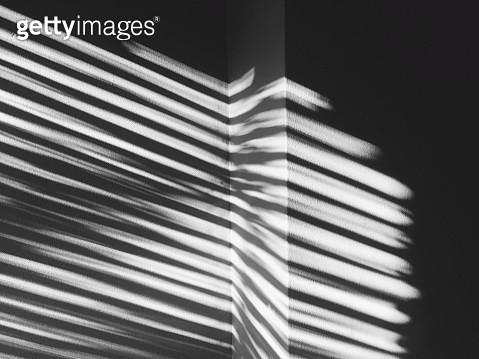 Sunlight Falling On Wall In Darkroom - gettyimageskorea
