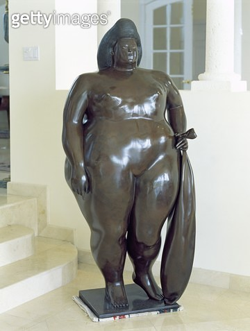 <b>Title</b> : Venus, 1977-78 (bronze with brown patina)<br><b>Medium</b> : bronze with brown patina<br><b>Location</b> : Private Collection<br> - gettyimageskorea