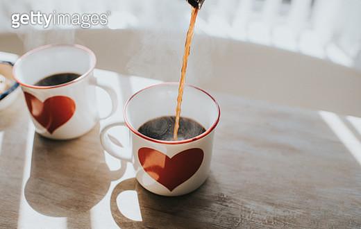 Coffee Cups - gettyimageskorea