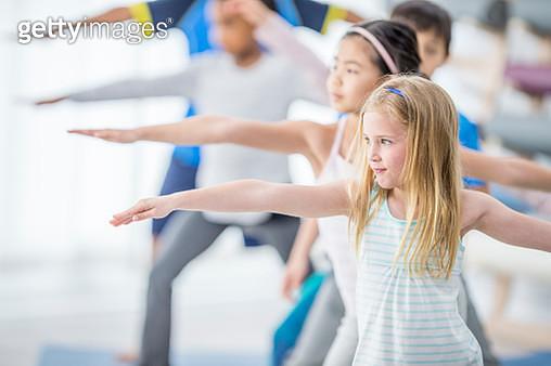Youth Yoga - gettyimageskorea