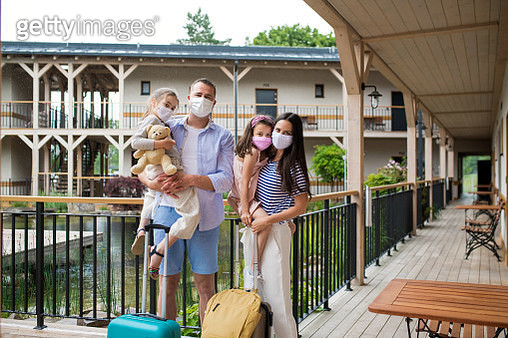 Going on holiday after quarantine and lockdown, new normal concept. - gettyimageskorea