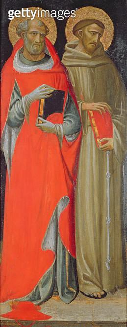 <b>Title</b> : St. Jerome and St. Francis<br><b>Medium</b> : <br><b>Location</b> : Fitzwilliam Museum, University of Cambridge, UK<br> - gettyimageskorea