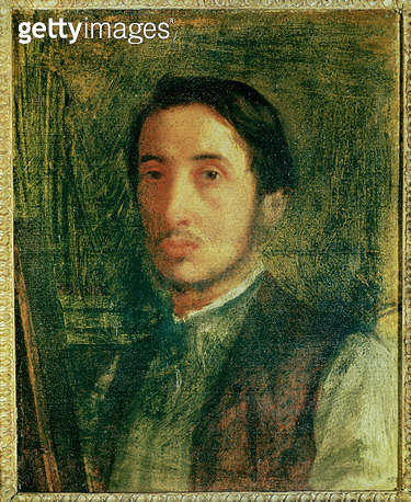 <b>Title</b> : Self Portrait as a Young Man (oil on canvas)<br><b>Medium</b> : oil on canvas<br><b>Location</b> : Kunsthaus, Zurich, Switzerland<br> - gettyimageskorea