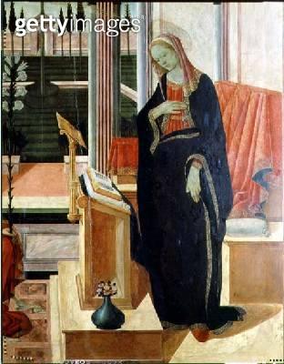 Annunciation (detail of 58343) - gettyimageskorea