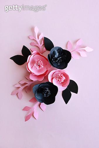 Paper flowers - gettyimageskorea