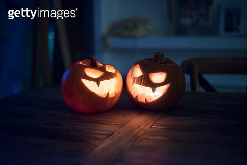 Halloween pumpkins - gettyimageskorea
