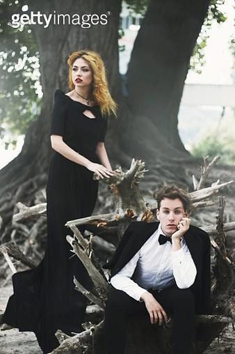 Fashion couple - gettyimageskorea