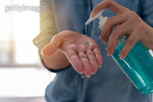 Health Protection during flu virus. - gettyimageskorea