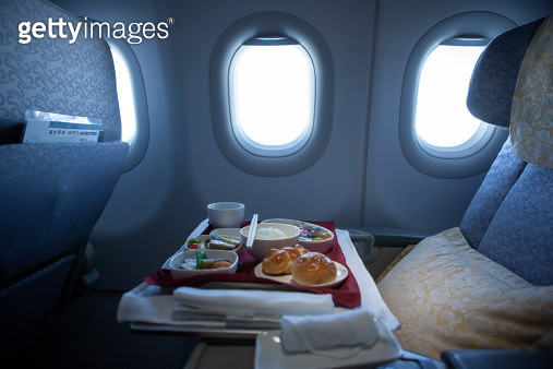 airline meal for business class - gettyimageskorea