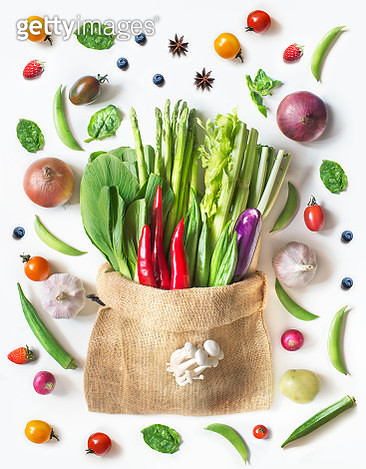 Healthy eating still life image. - gettyimageskorea