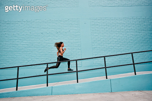 Urban workout - gettyimageskorea