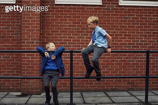 School children - gettyimageskorea