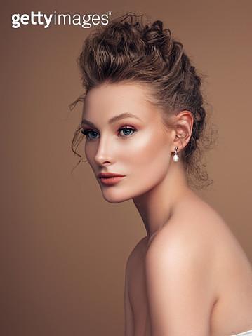 Young beautiful woman - gettyimageskorea