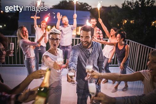 Cheers to us all! - gettyimageskorea