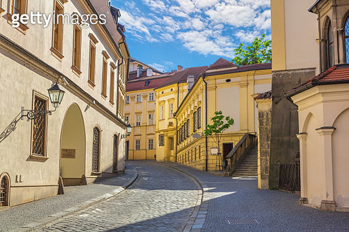 The old town in Brno, Czech Republic - gettyimageskorea