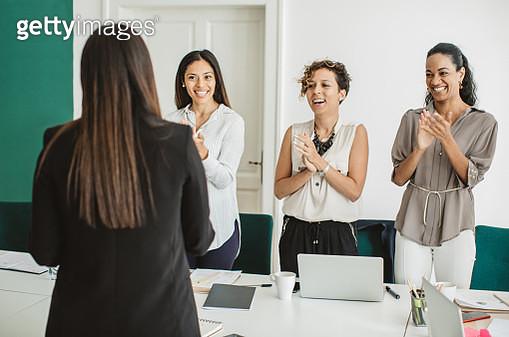New job interview - gettyimageskorea