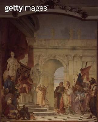 The Magnanimity of Scipio - gettyimageskorea
