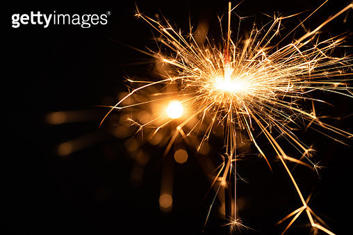 The fireworks - gettyimageskorea