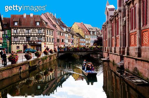 View Picturesque Petite Venise Colmar France - gettyimageskorea
