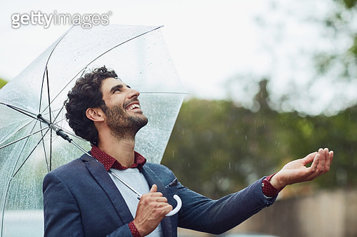 This rain is just what we needed - gettyimageskorea