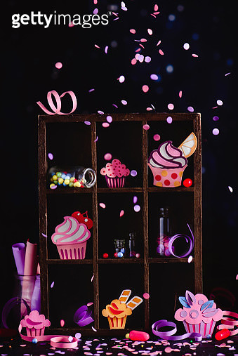 Bite the Cupcake. Part 3 - gettyimageskorea