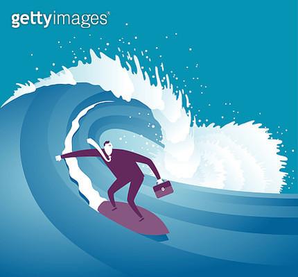 Surfing Concept - gettyimageskorea