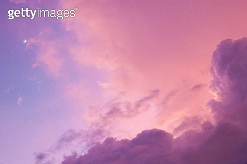 Surreal cloudscape - gettyimageskorea