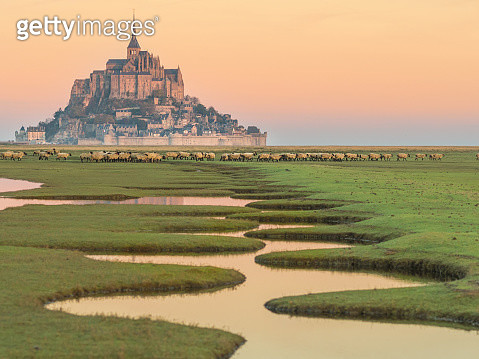 Mont Saint-Michel - gettyimageskorea