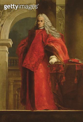 Portrait of the Procurator Dolfin - gettyimageskorea