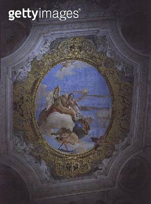 Allegory of Time and Truth (ceiling painting) - gettyimageskorea
