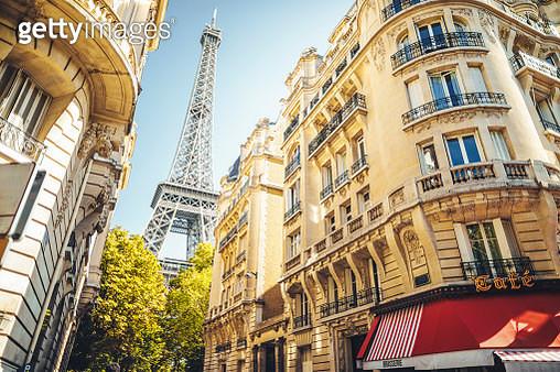 Cityscape of Paris - gettyimageskorea