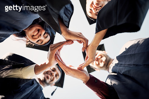 We'll make the world a better place together - gettyimageskorea
