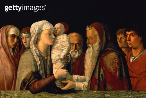 <b>Title</b> : The Presentation of Jesus in the Temple<br><b>Medium</b> : <br><b>Location</b> : Galleria Querini-Stampalia, Venice, Italy<br> - gettyimageskorea