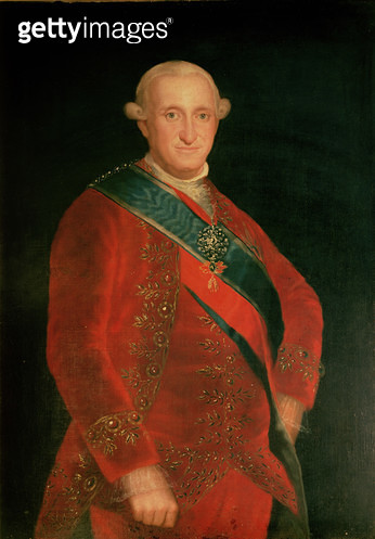 <b>Title</b> : Charles IV<br><b>Medium</b> : <br><b>Location</b> : Museo Lazaro Galdiano, Madrid, Spain<br> - gettyimageskorea