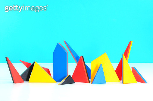 Abstract Shapes - gettyimageskorea
