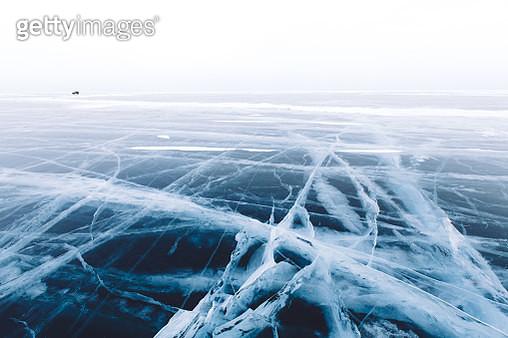Olkhon island, Siberia, Russia winter 2018 - gettyimageskorea