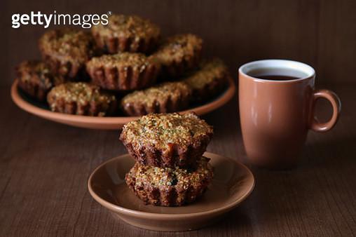 Hemp Oat Banana Muffins - Gluten Free! - gettyimageskorea