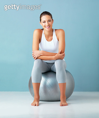 This ball is my health secret - gettyimageskorea