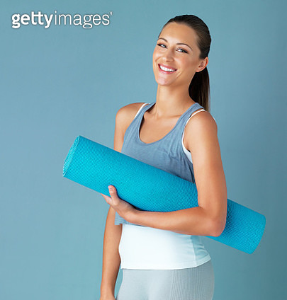 Time to get to yoga class - gettyimageskorea