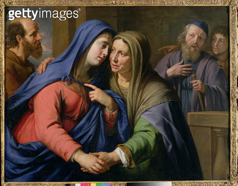 The Visitation - gettyimageskorea