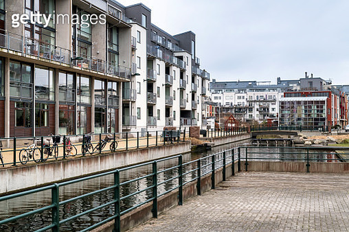 Western Harbour in Malmo - gettyimageskorea
