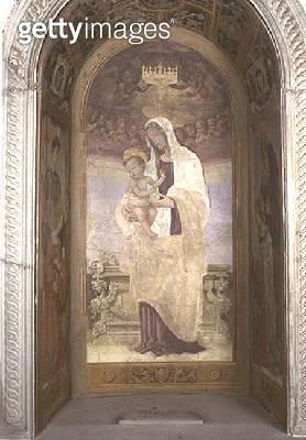 Madonna del Ceppo - gettyimageskorea