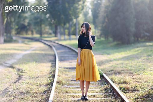 railway - gettyimageskorea