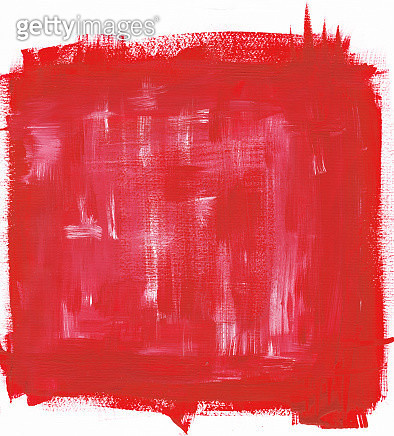 Painted Red Color Background - gettyimageskorea