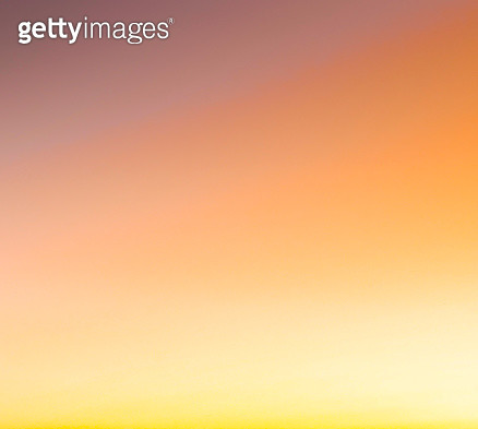 Cloud Typologies-Square colorful Sunset - gettyimageskorea