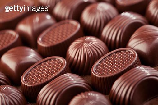 Chocolate pralines - gettyimageskorea