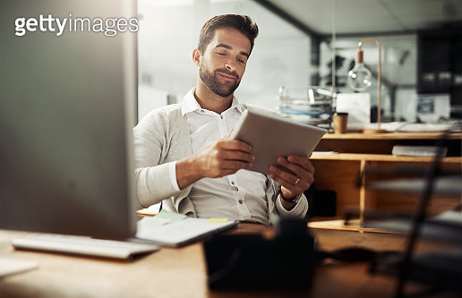 Staying updated with it all - gettyimageskorea